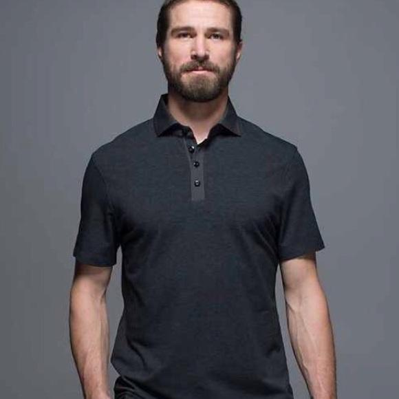 6e5f4c5ca lululemon athletica Other - Lululemon Men s Evolution Polo shirt